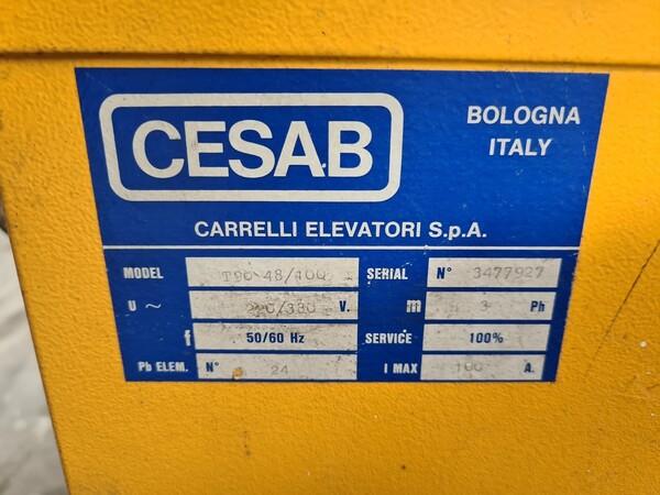 59#5715 Carrello elevatore Cesab in vendita - foto 2