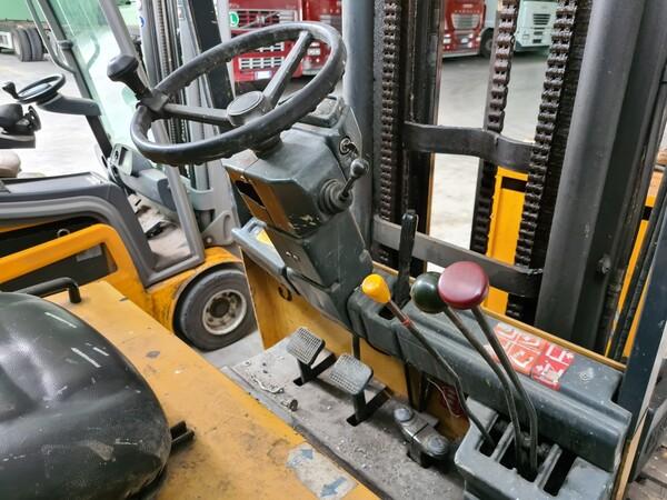 59#5715 Carrello elevatore Cesab in vendita - foto 10