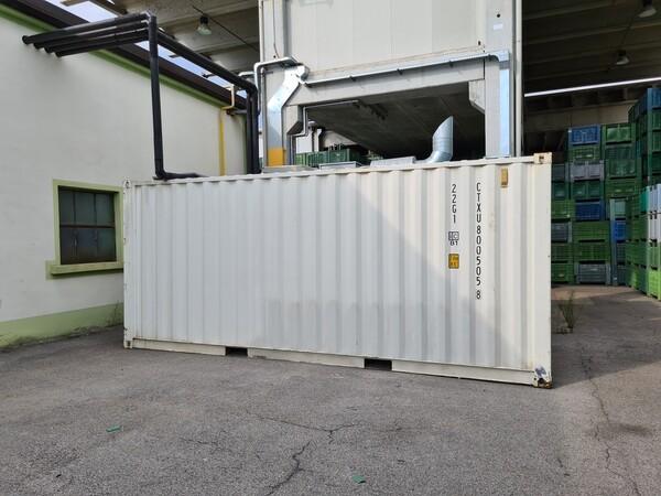 60#5715 Container con cogeneratore a metano in vendita - foto 1