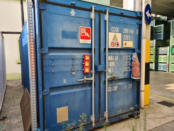 60#5715 Container con cogeneratore a metano in vendita - foto 7