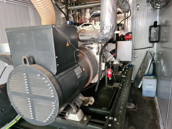 60#5715 Container con cogeneratore a metano in vendita - foto 10