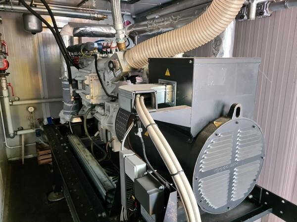 60#5715 Container con cogeneratore a metano in vendita - foto 11