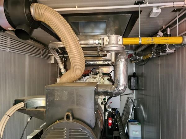 60#5715 Container con cogeneratore a metano in vendita - foto 12