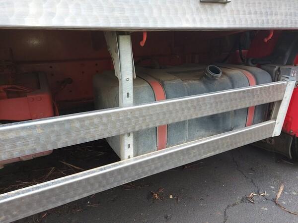 1#5716 Autocarro Fiat Iveco e transpallet meccanico Jungheinrich in vendita - foto 11