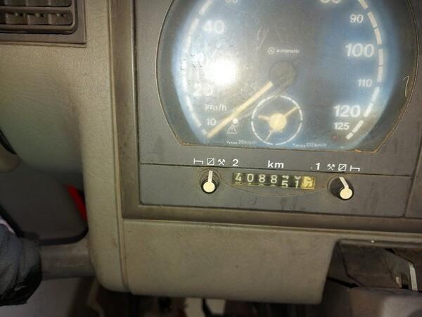 1#5716 Autocarro Fiat Iveco e transpallet meccanico Jungheinrich in vendita - foto 18