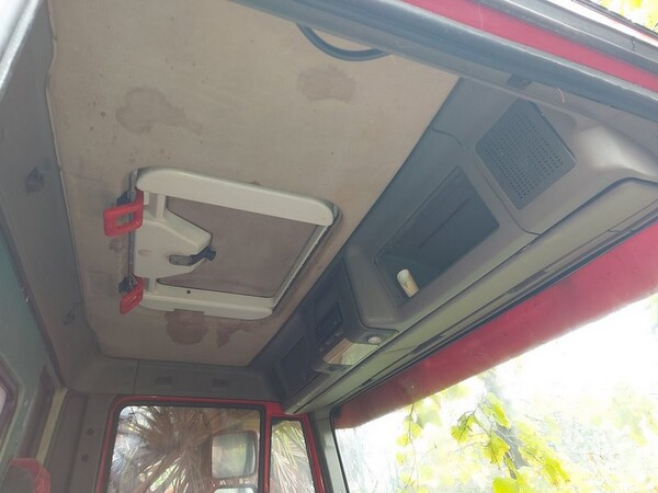 1#5716 Autocarro Fiat Iveco e transpallet meccanico Jungheinrich in vendita - foto 19
