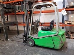 Blitz forklift - Lot 10 (Auction 5720)
