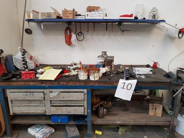 15#5720 Tavoli da lavoro e ricambi in vendita - foto 11