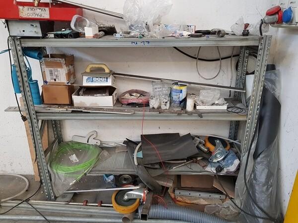 15#5720 Tavoli da lavoro e ricambi in vendita - foto 12