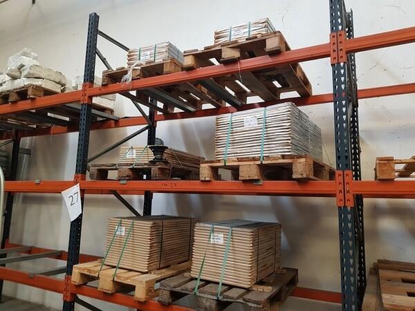 17#5720 Scaffalature e contenitori in ferro in vendita - foto 19