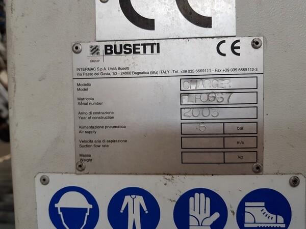 4#5720 Linea molatura bilaterale Busetti in vendita - foto 4