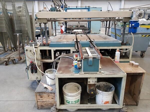 4#5720 Linea molatura bilaterale Busetti in vendita - foto 12