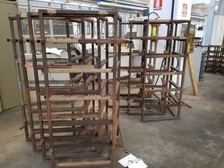 Wheeled trolleys and trestles with support for moving semi finished products - Lot 8 (Auction 5720)