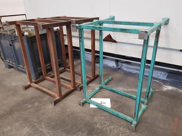 9#5720 Carrelli e contenitori in ferro in vendita - foto 3