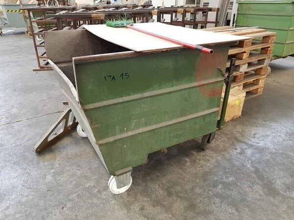 9#5720 Carrelli e contenitori in ferro in vendita - foto 23