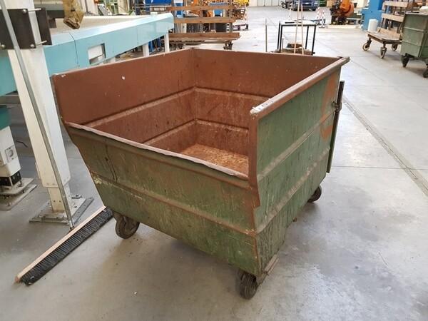 9#5720 Carrelli e contenitori in ferro in vendita - foto 28