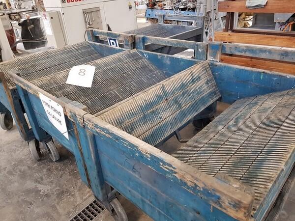 9#5720 Carrelli e contenitori in ferro in vendita - foto 31