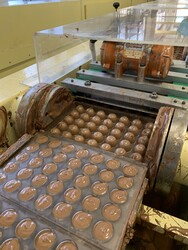 Hard and filled chocolates production line - Lot 1 (Auction 5721)