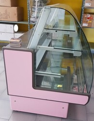 Refrigerator showcase - Lot 13 (Auction 5721)
