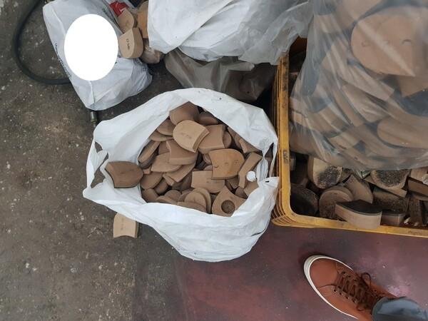 2#5722 Lastre microporose e di gomma per la produzione di calzature in vendita - foto 5