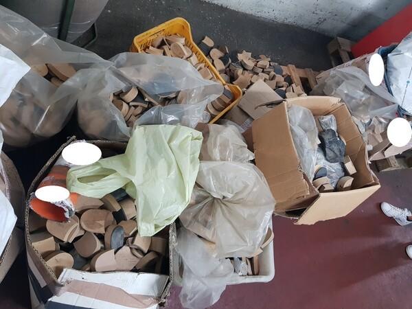 2#5722 Lastre microporose e di gomma per la produzione di calzature in vendita - foto 6