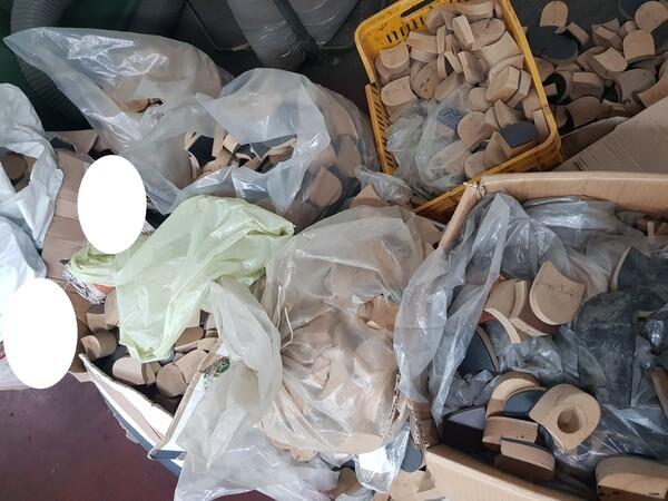 2#5722 Lastre microporose e di gomma per la produzione di calzature in vendita - foto 12