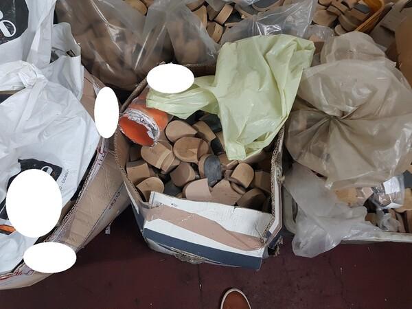 2#5722 Lastre microporose e di gomma per la produzione di calzature in vendita - foto 13