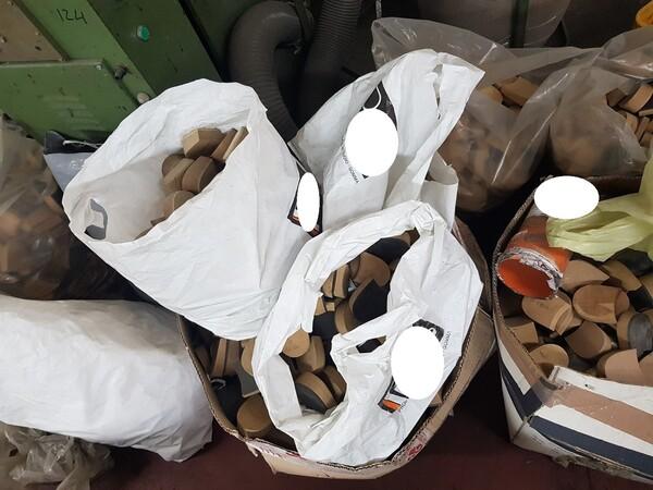 2#5722 Lastre microporose e di gomma per la produzione di calzature in vendita - foto 14
