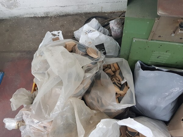 2#5722 Lastre microporose e di gomma per la produzione di calzature in vendita - foto 15