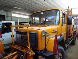 Autocarro Iveco Magirus