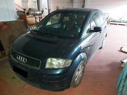 Autovettura Audi A2