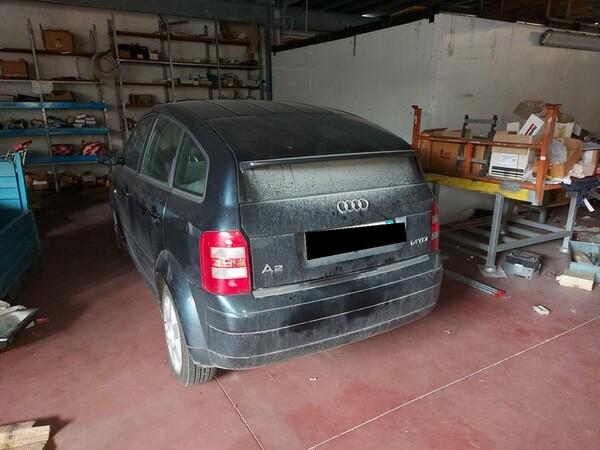 4#5740 Autovettura Audi A2 in vendita - foto 4