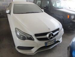 Autovettura Mercedes E250 Bluetec - Lotto 3 (Asta 5741)