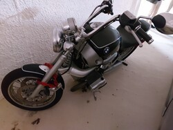 BMW R1200 C motorcycle - Lot 2 (Auction 5744)