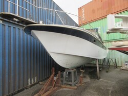 Speedboat - Lot 1 (Auction 5746)