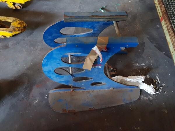 10#5748 Strutture appoggio motori marini in vendita - foto 10