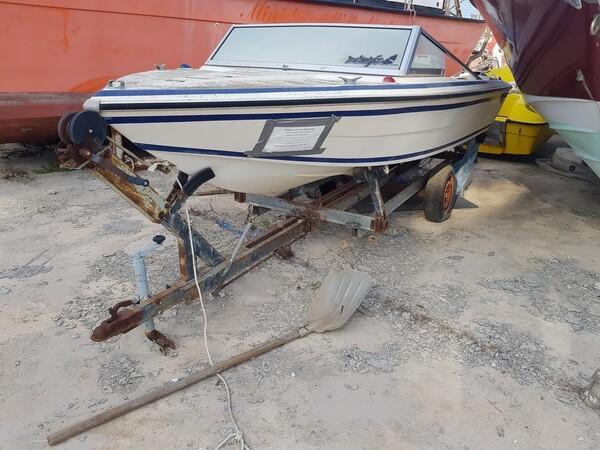 12#5748 Imbarcazione Italcraft e stampi fabbricazione imbarcazioni in vendita - foto 1
