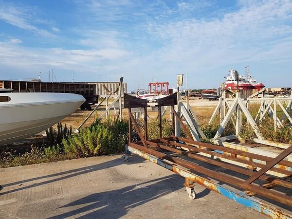 12#5748 Imbarcazione Italcraft e stampi fabbricazione imbarcazioni in vendita - foto 8