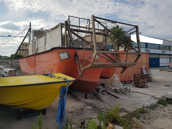 12#5748 Imbarcazione Italcraft e stampi fabbricazione imbarcazioni in vendita - foto 16