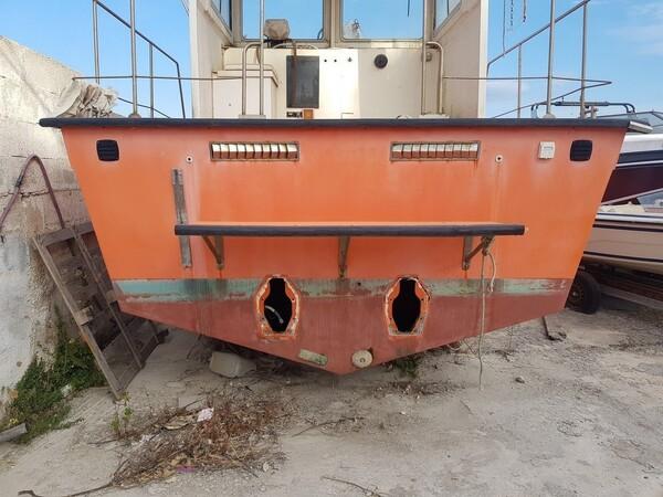 12#5748 Imbarcazione Italcraft e stampi fabbricazione imbarcazioni in vendita - foto 23
