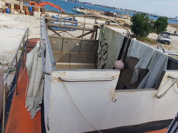 12#5748 Imbarcazione Italcraft e stampi fabbricazione imbarcazioni in vendita - foto 28