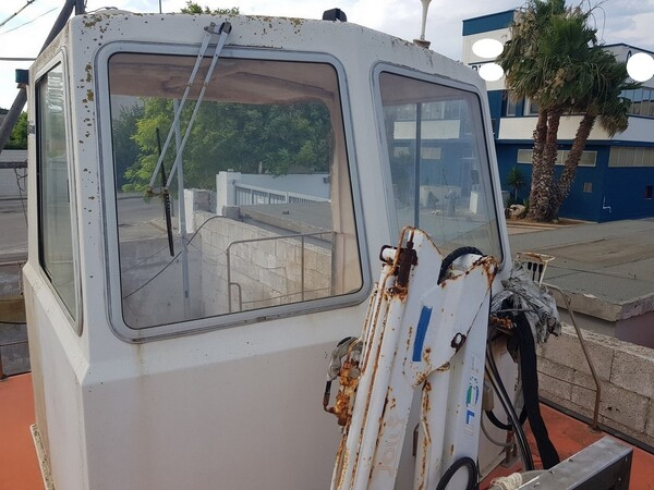 12#5748 Imbarcazione Italcraft e stampi fabbricazione imbarcazioni in vendita - foto 34