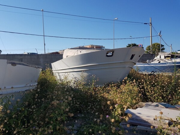 12#5748 Imbarcazione Italcraft e stampi fabbricazione imbarcazioni in vendita - foto 40