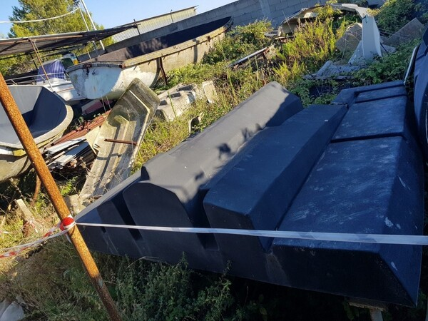 12#5748 Imbarcazione Italcraft e stampi fabbricazione imbarcazioni in vendita - foto 87