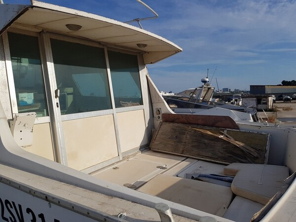 12#5748 Imbarcazione Italcraft e stampi fabbricazione imbarcazioni in vendita - foto 96