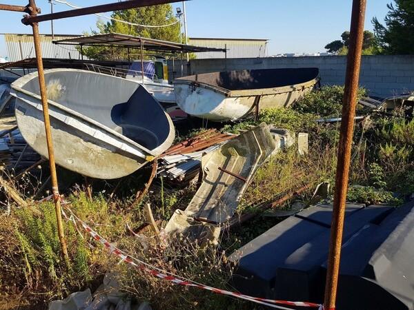 12#5748 Imbarcazione Italcraft e stampi fabbricazione imbarcazioni in vendita - foto 105