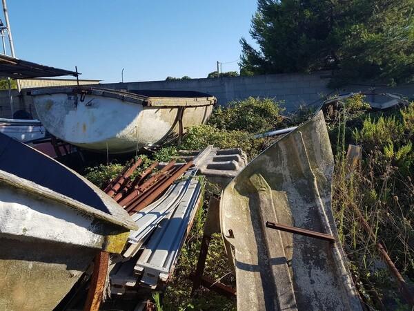 12#5748 Imbarcazione Italcraft e stampi fabbricazione imbarcazioni in vendita - foto 107