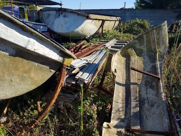 12#5748 Imbarcazione Italcraft e stampi fabbricazione imbarcazioni in vendita - foto 109