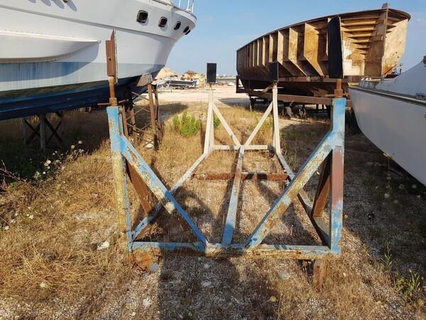 12#5748 Imbarcazione Italcraft e stampi fabbricazione imbarcazioni in vendita - foto 122
