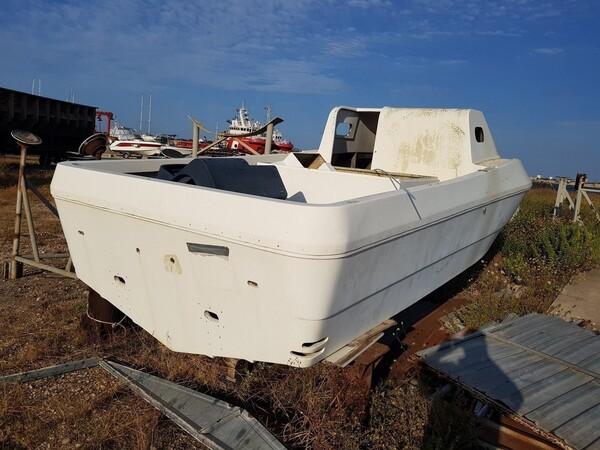 12#5748 Imbarcazione Italcraft e stampi fabbricazione imbarcazioni in vendita - foto 126
